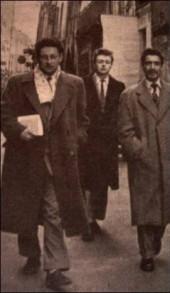 Al centro: Ivan Chtcheglov
