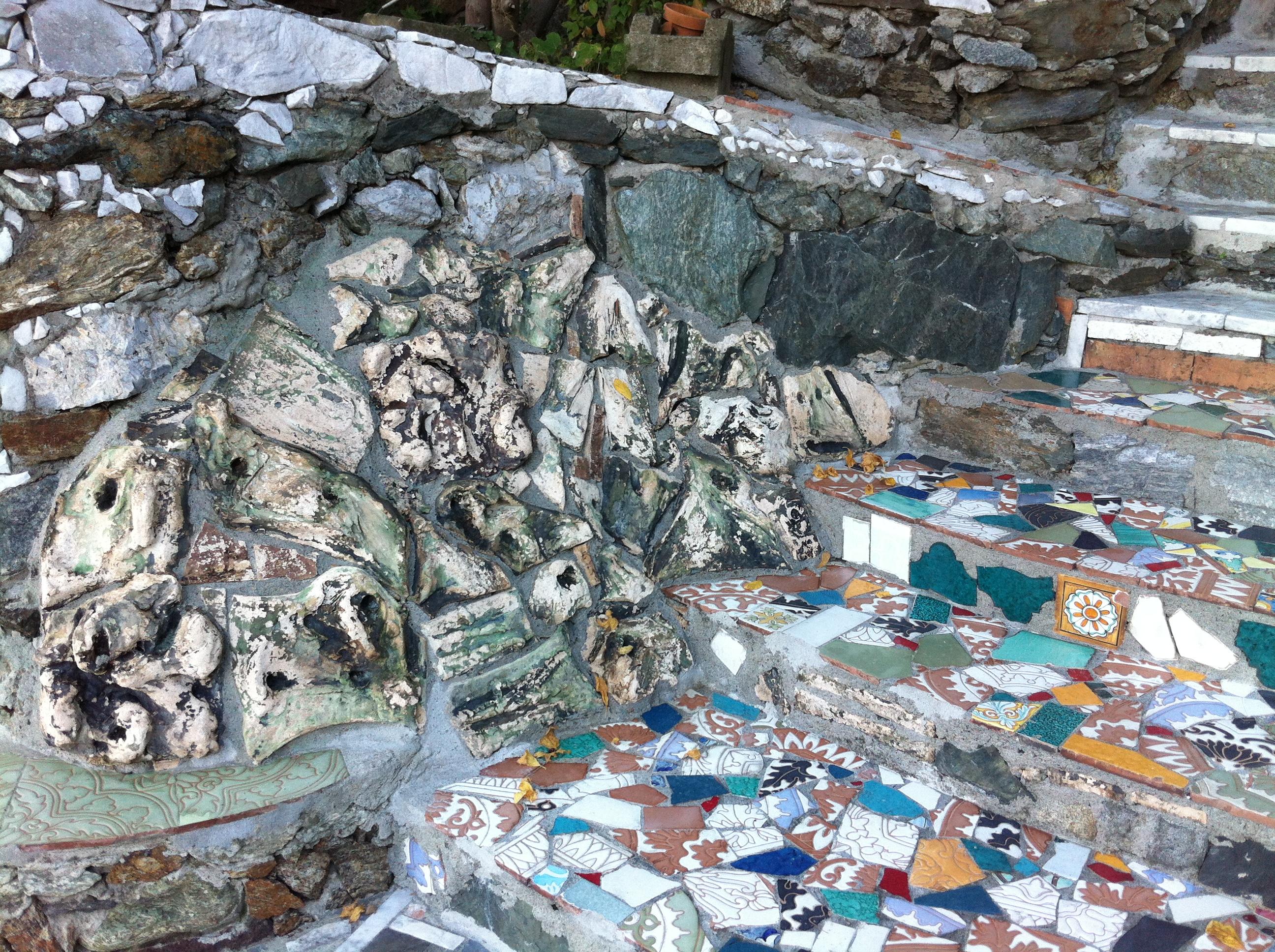 Casa Museo Asger Jorn, Albissola Marina.