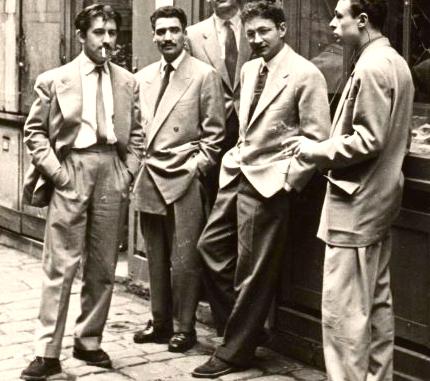 Lettristi 1954