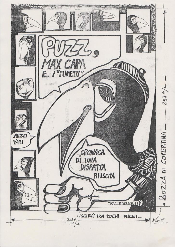 Il primo numero di PUZZ1